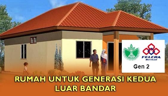 Rumah Mampu Milik Risda Toko Pedw