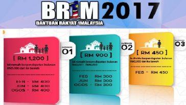 Jadual Bayaran Br1m Rayuan 2017 Pewarna O